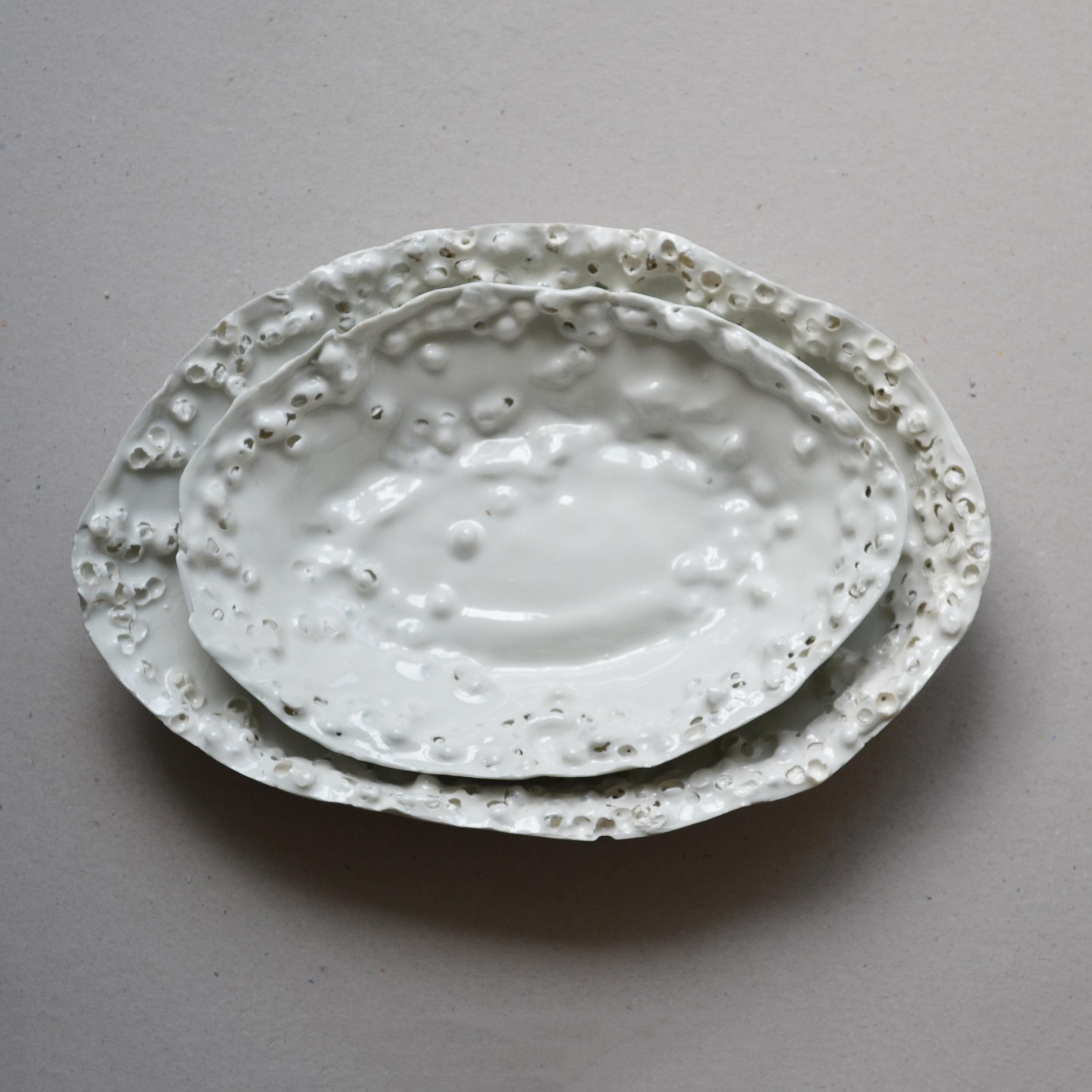 Platter Size L 41 cm x W 31 cm x H 7 cm and L x W x H