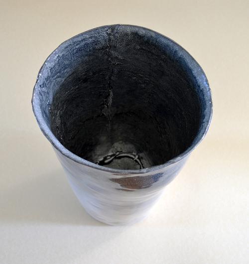 Grey Vase - Daniel van Dijck