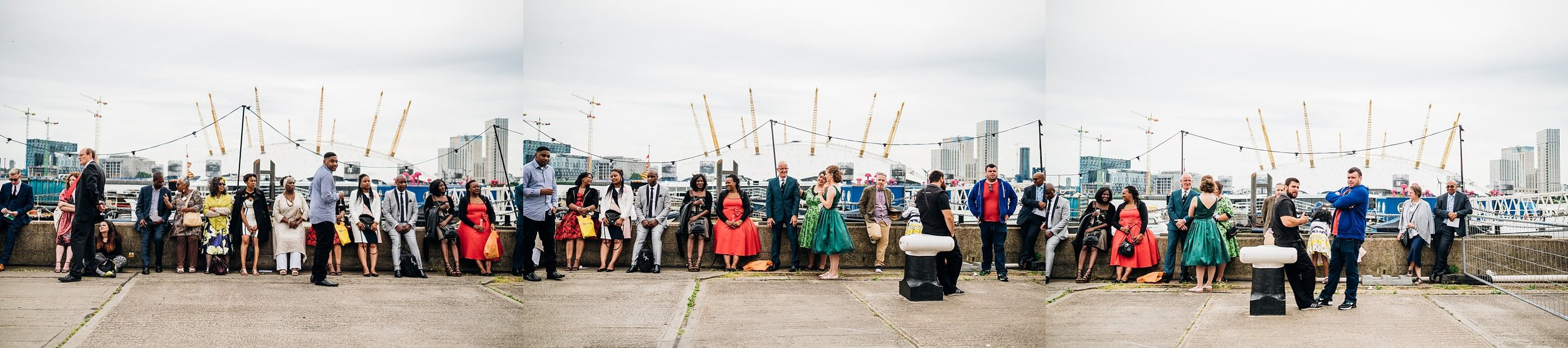 FUNKY CARIBBEAN FUSION TRINITY BUOY WHARF LONDON WEDDING_0023.jpg