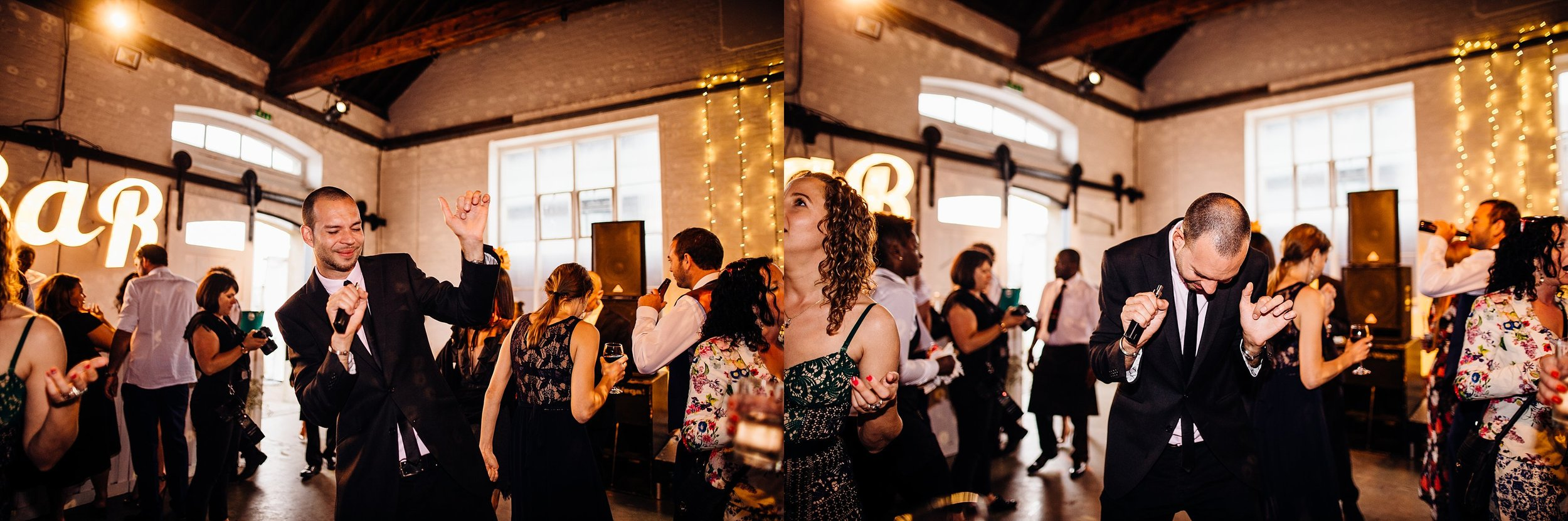 FUNKY CARIBBEAN FUSION TRINITY BUOY WHARF LONDON WEDDING_0048.jpg