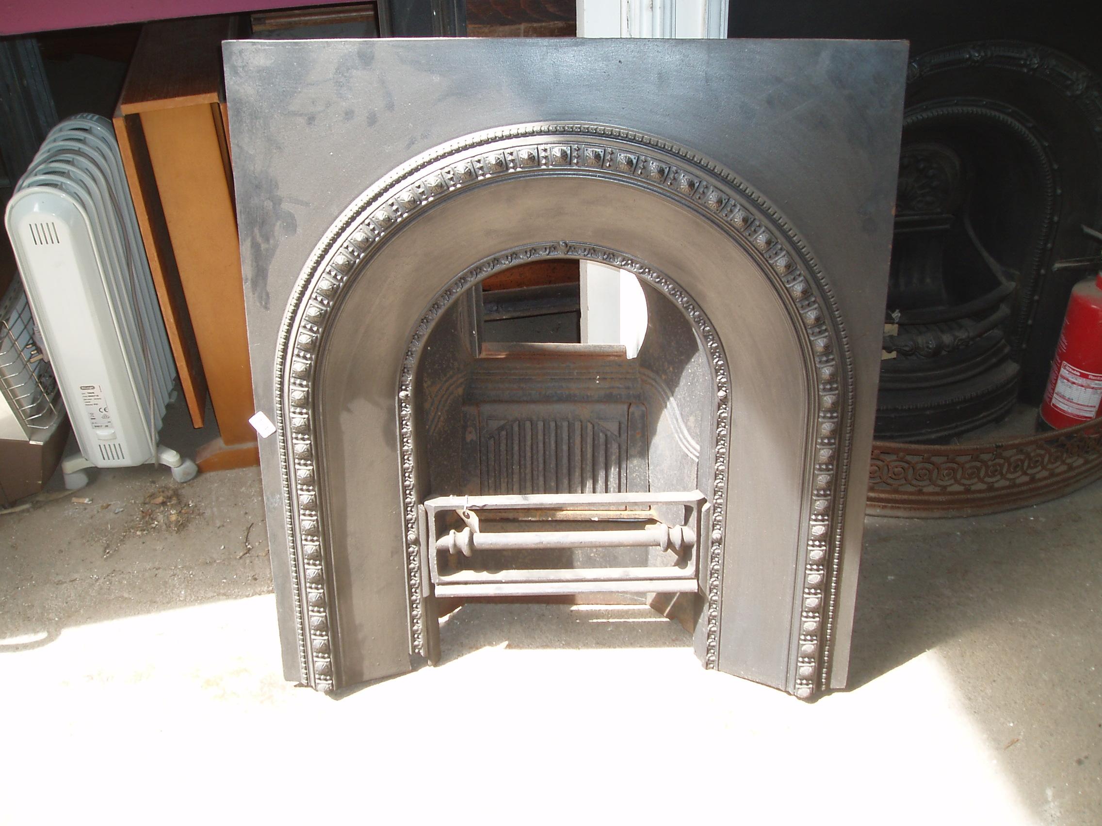 9 05 - Cast Iron Combi