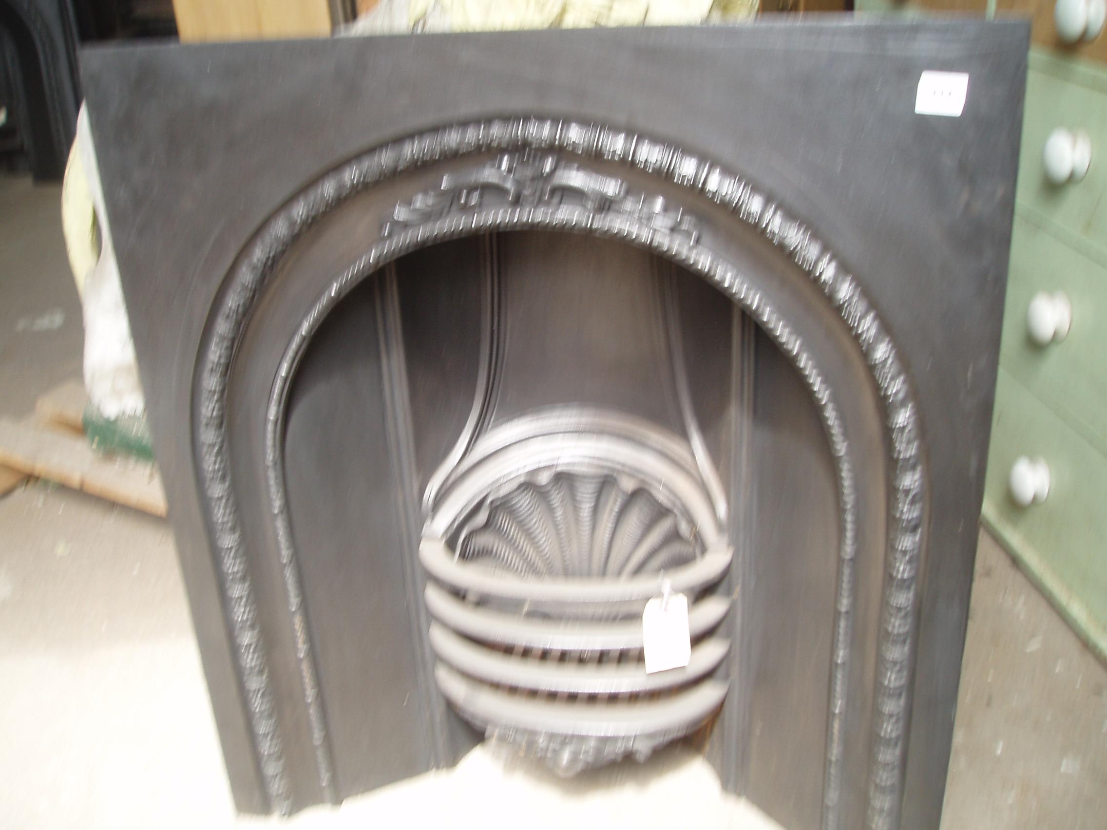 10 02 - Cast Iron Arch