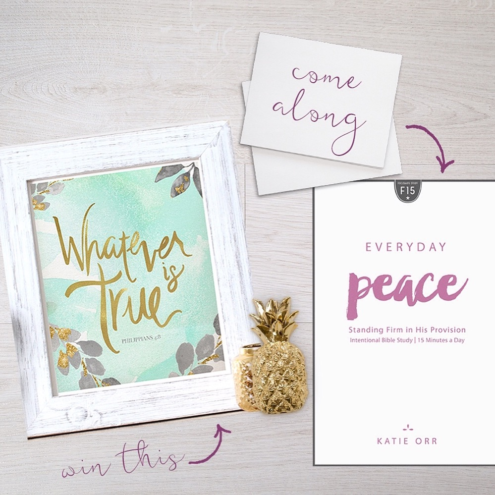 Katie Orr_Everyday Peace_Becky Bennett_To Choose Joy