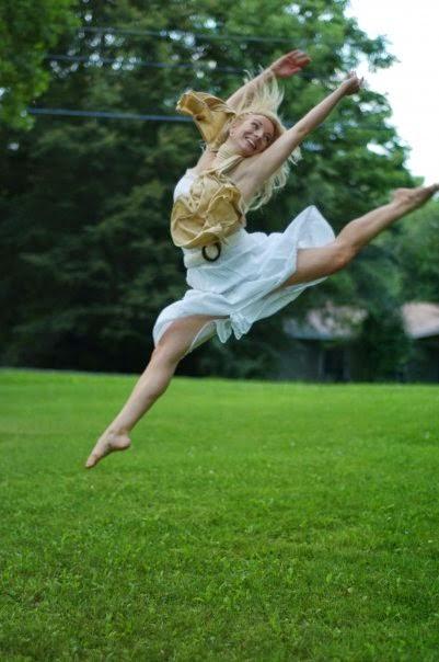 Becky Bennett Dancing through pain_CRPS