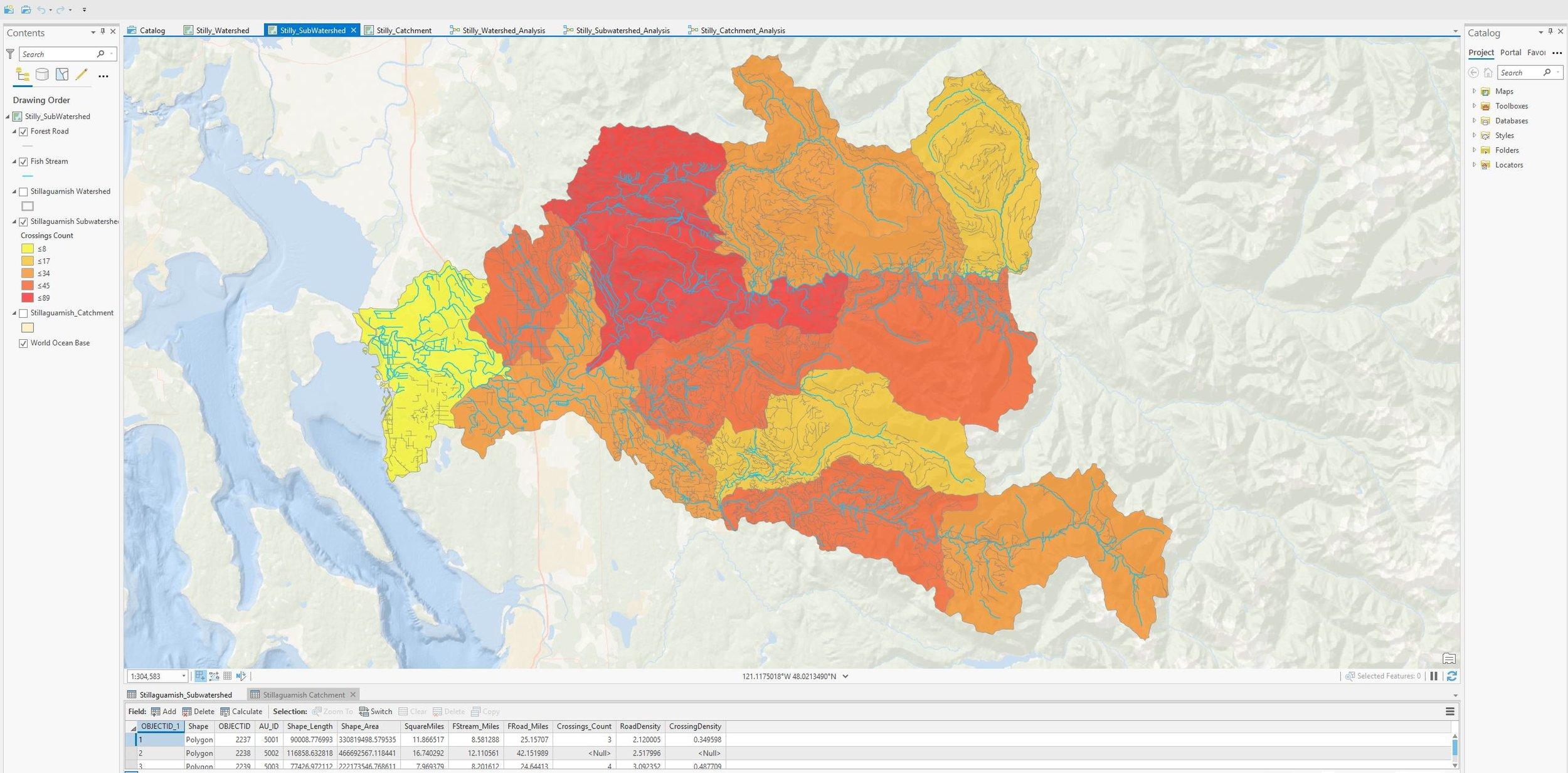 Hitchner_ENVS421_Lab4_Stillaguamish_Subwatershed_Map.JPG