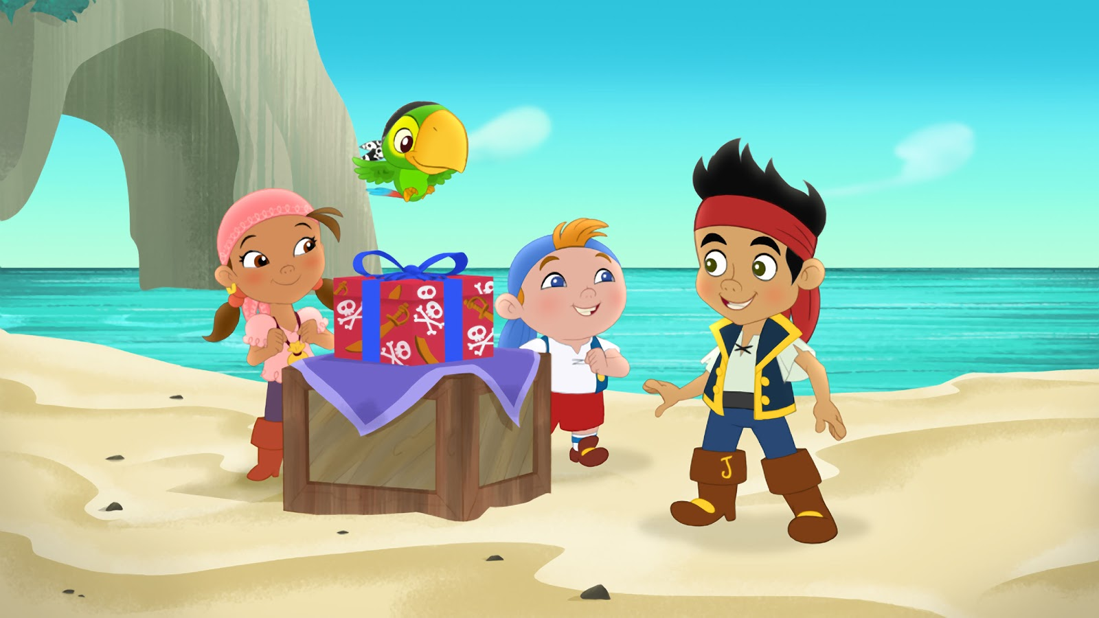 Jake and the Never Land Pirates Birthday.jpg