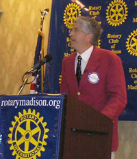 Steve Busalacchi DT Rotary Madison