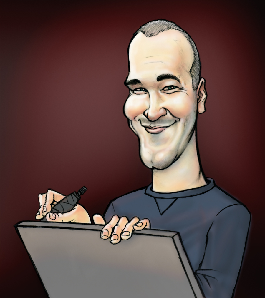 Anthony Schmidt  Cartoonist