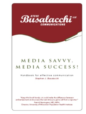 media Savvy Media Success Busalacchi Stephen