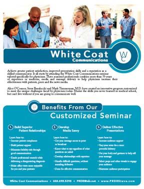 White Coat Communications Busalacchi