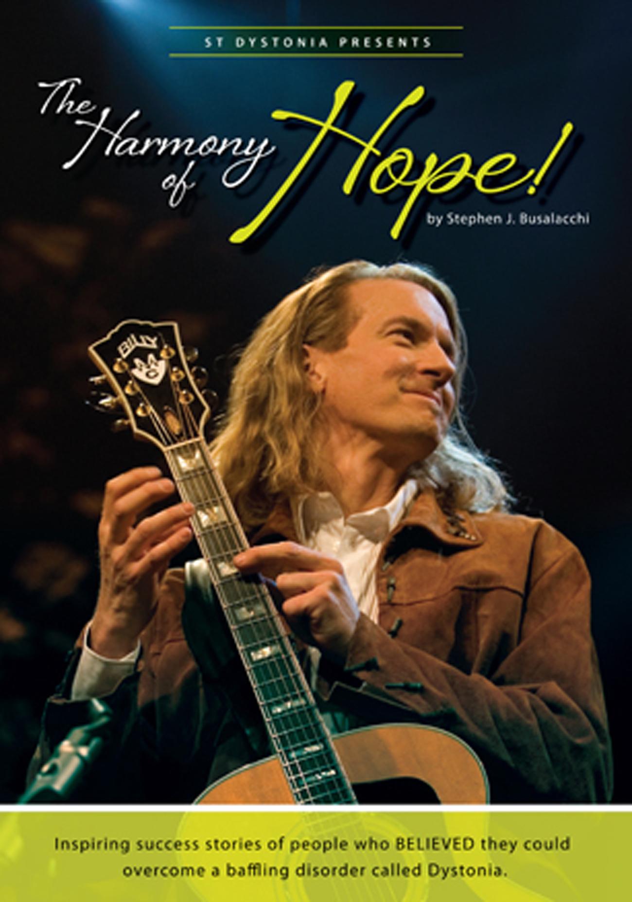 harmony of hope Stephen J Busalacchi
