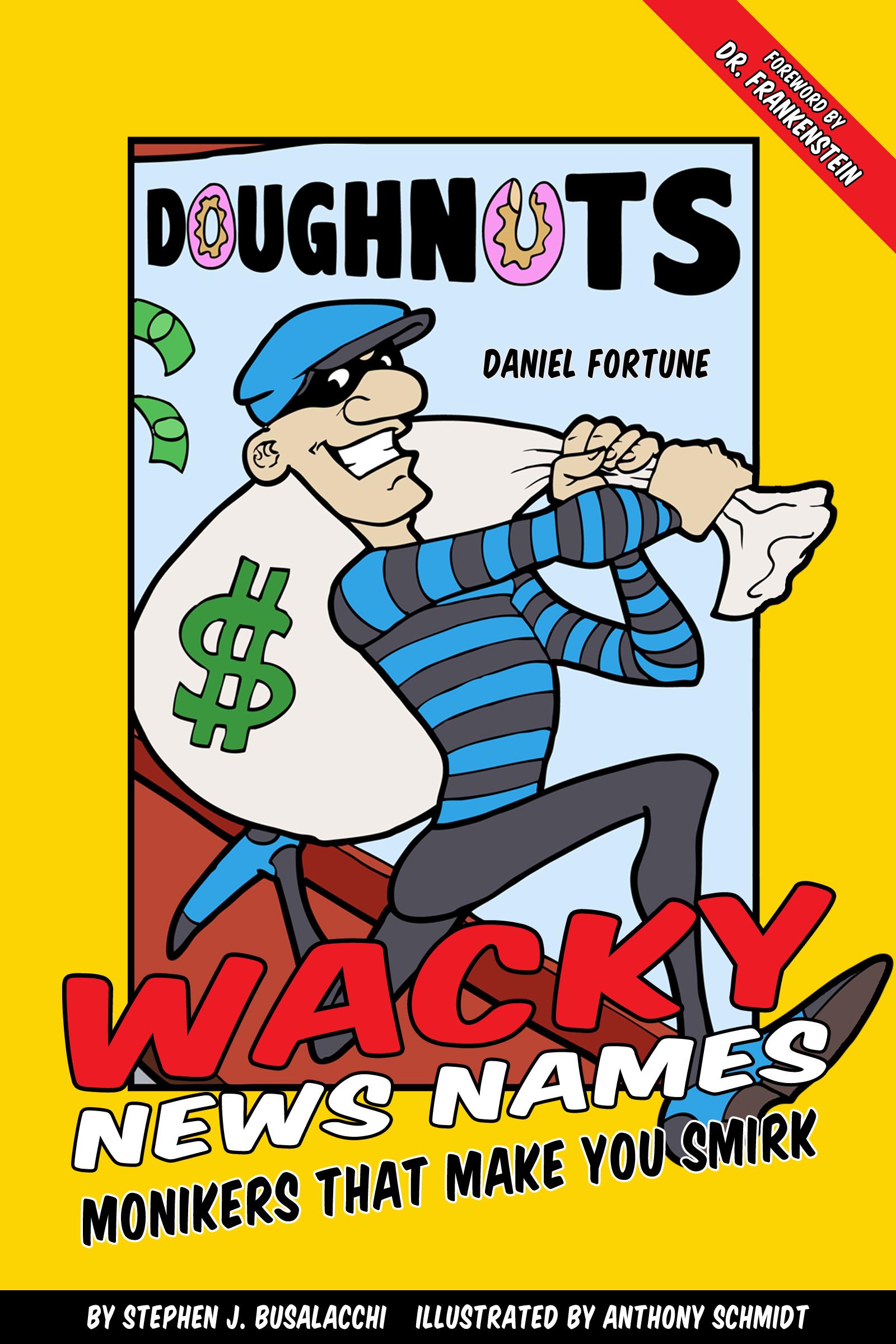 Wacky News Names E-Book