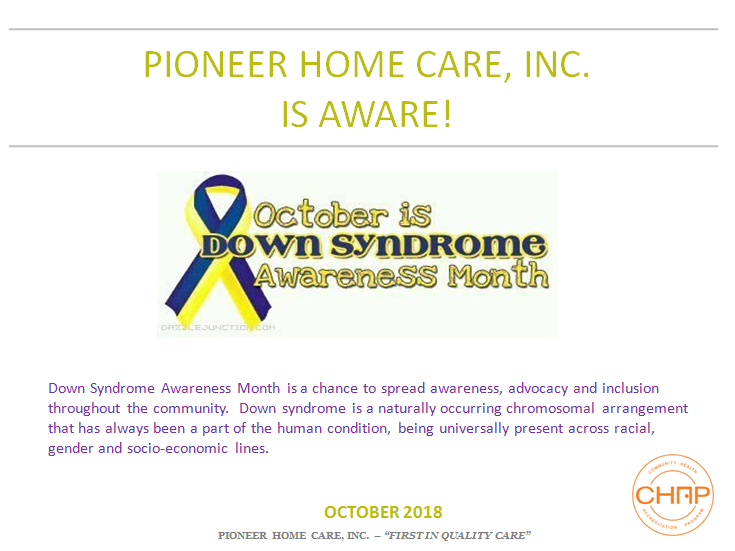 2. Down Syndrome Awareness Month.png