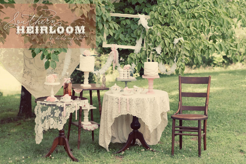 Southern Heirloom Garden Soiree