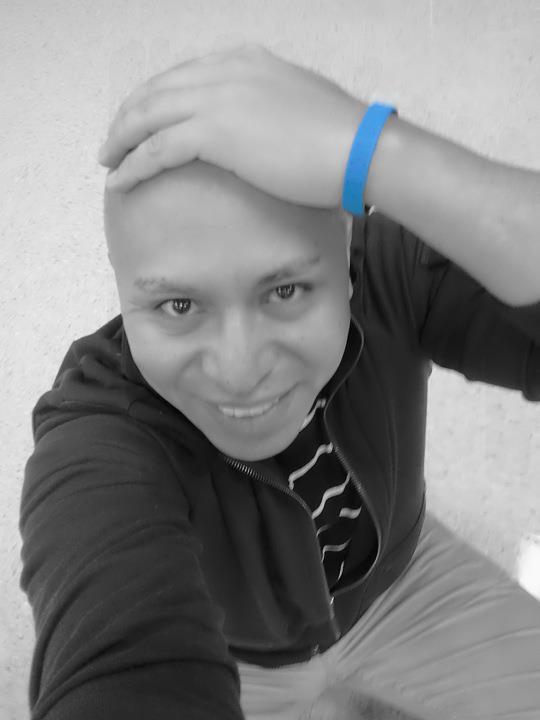 Mauricio, survivor.