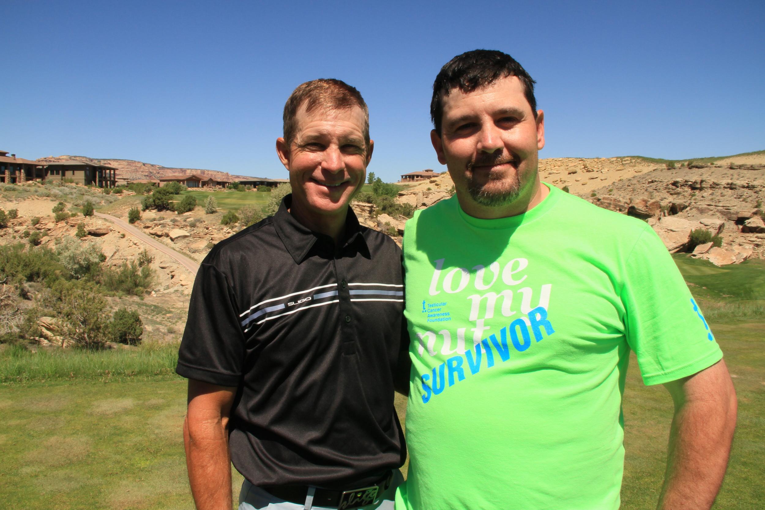 Rick Woodson & Donnie Mitchell, Survivors!