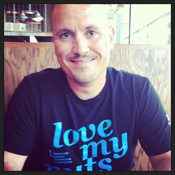 Jason Proper, celebrating 3 years cancer free!