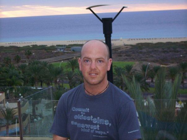 Phil Toomer-Smith, 10 year survivor