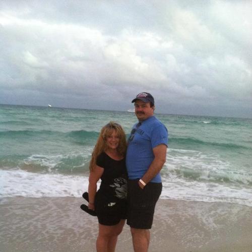 Joe Bonavita and wifeEllensue