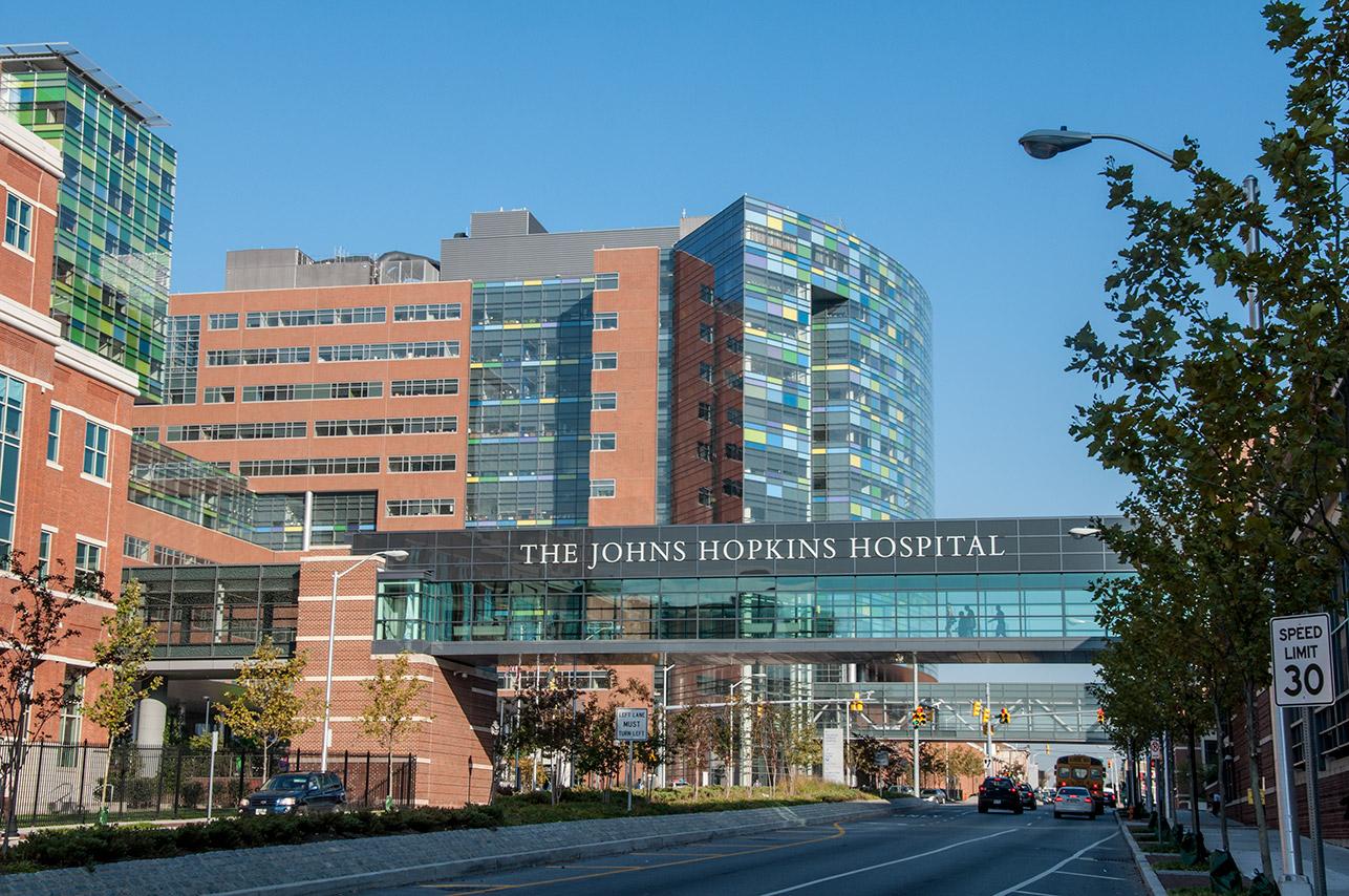 Johns Hopkins Hospital: Baltimore, Maryland