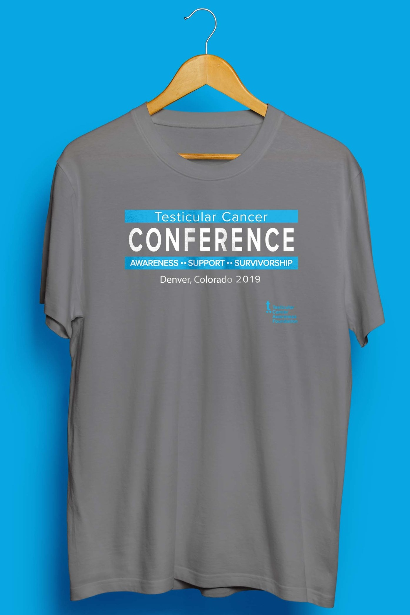 Testicular Cancer Conference T-Shirt