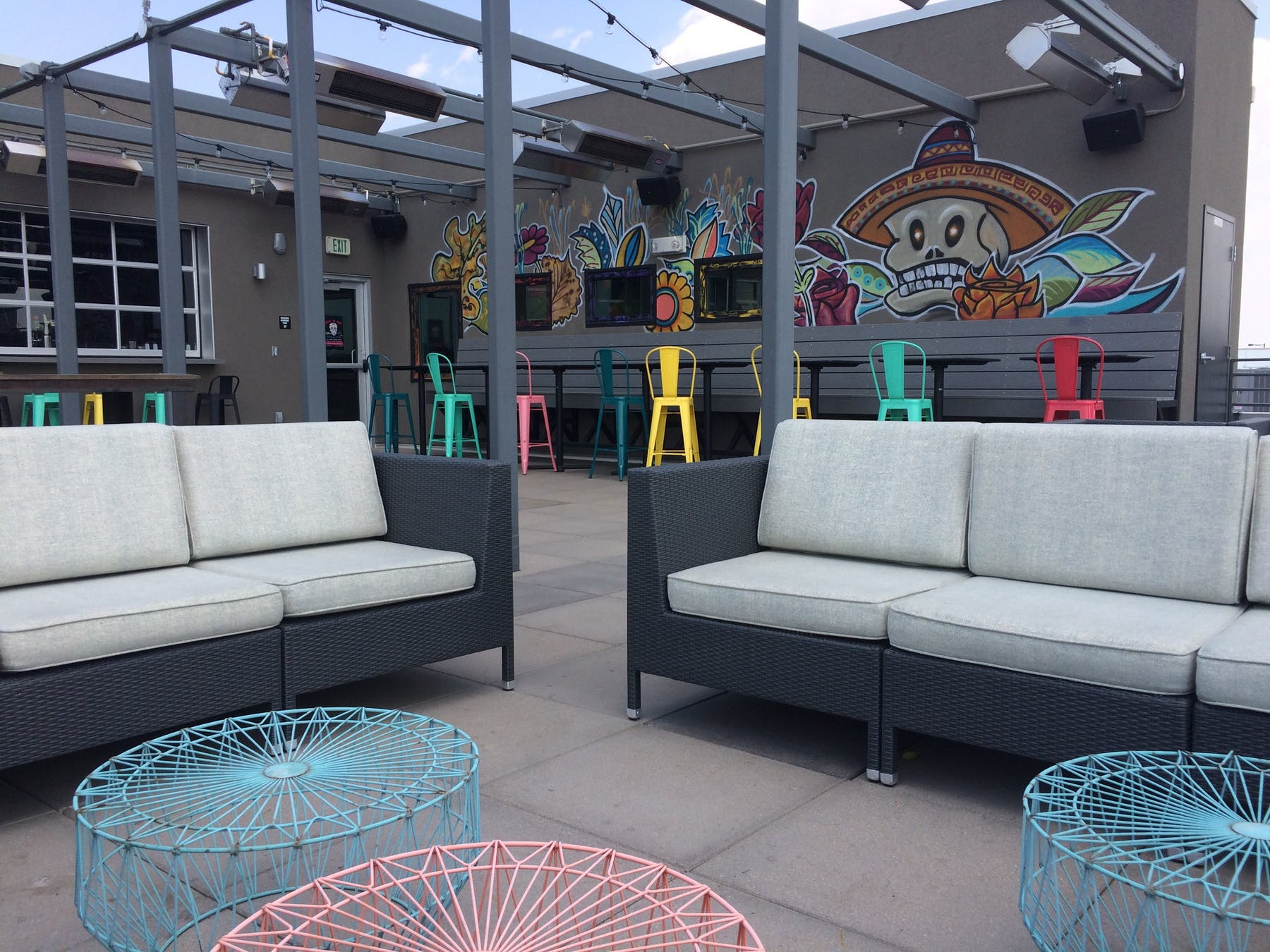 Los Chingones Stapleton - Los Chingones - Rooftop10155 E 29th Dr. #110Denver, CO 80238Join us Friday night for a meet & Greet dinner social with Dr. Lawrence Einhorn and other TC experts.