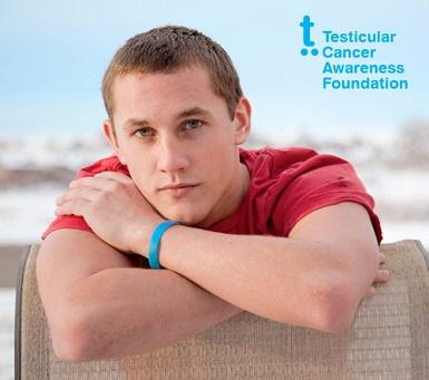Jordan Jones the inspiration behind Testicular Cancer Awareness Foundation
