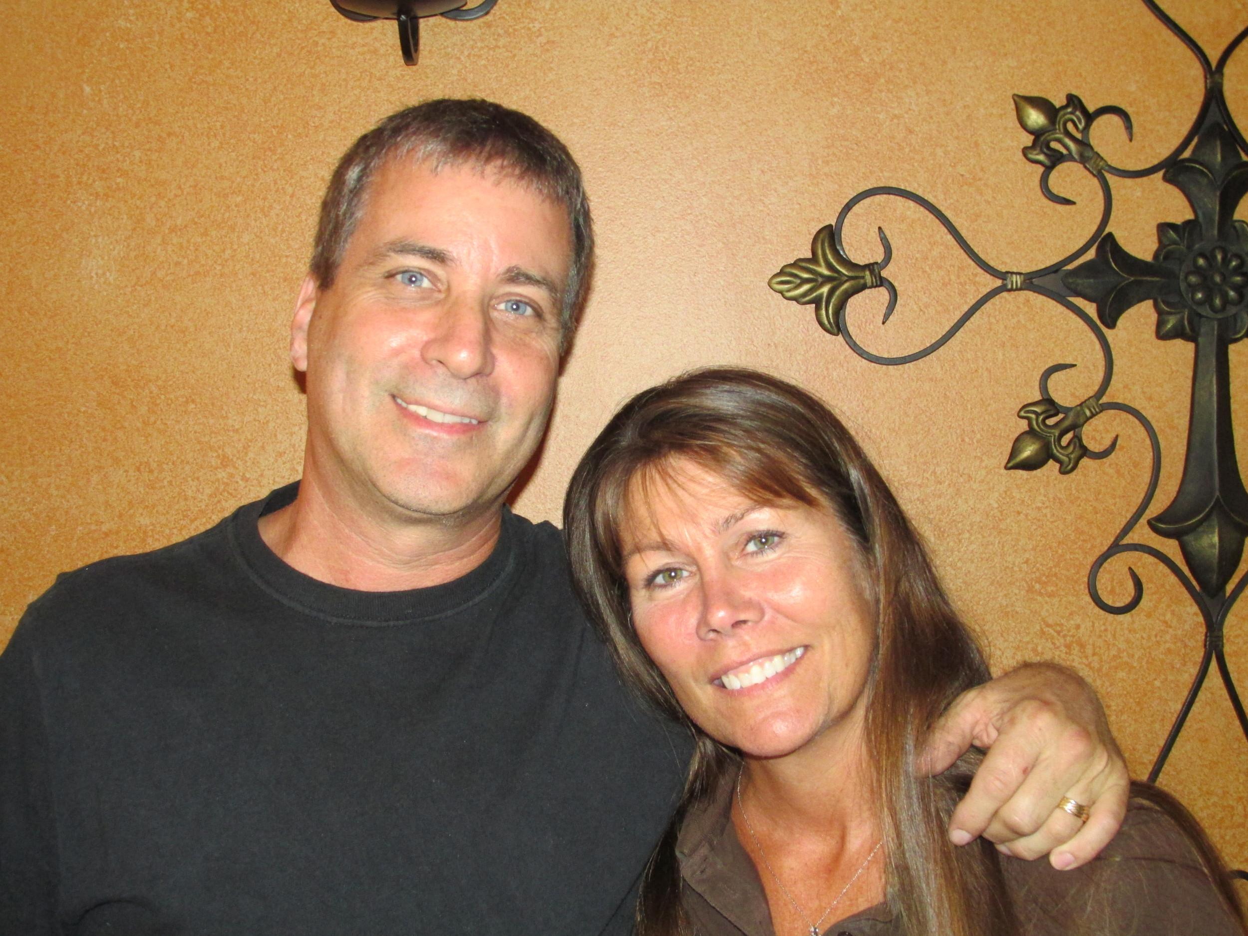 Lorri and Gary Formelio