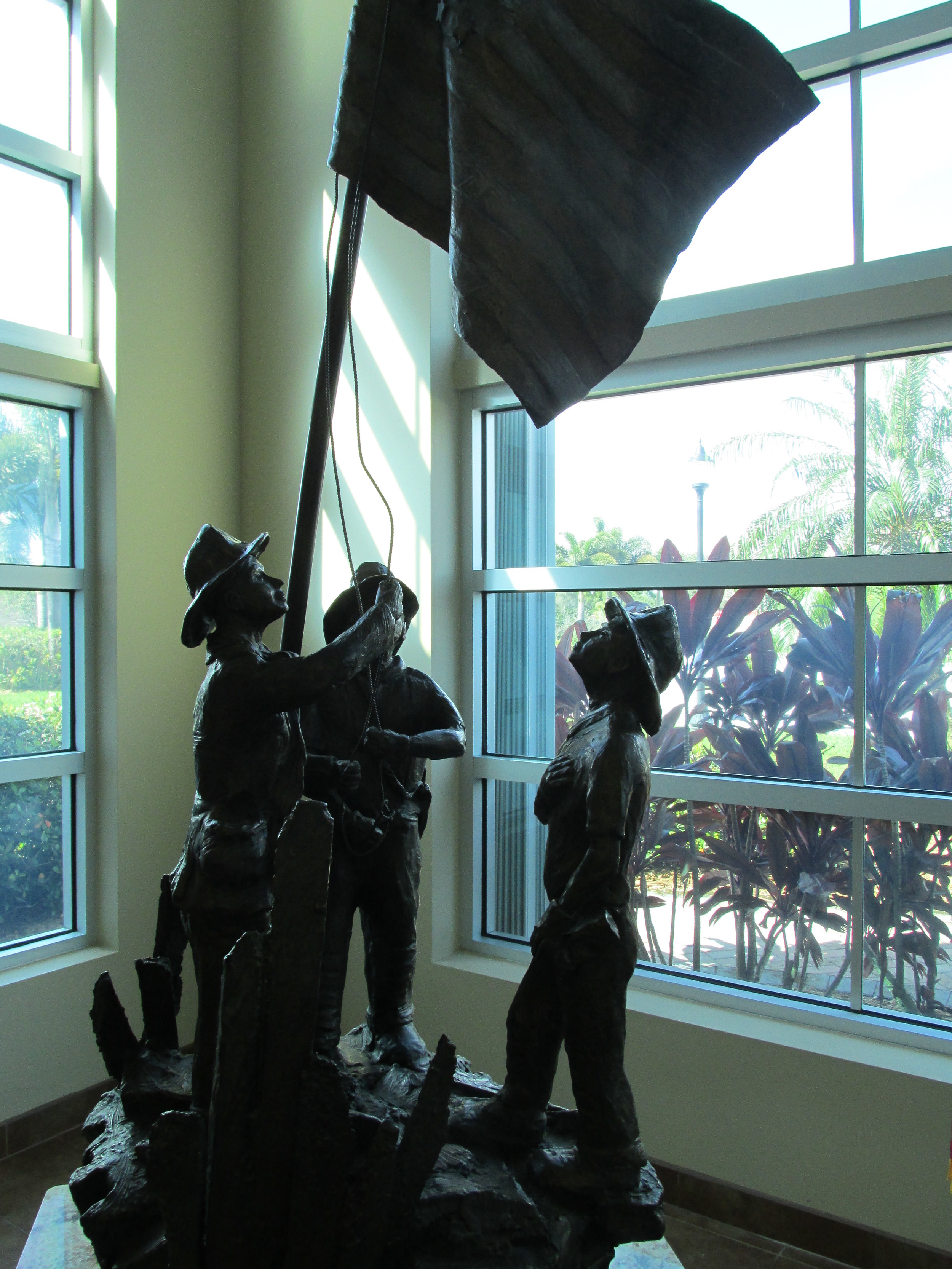 9/11 Bronze by Geoffrey C. Smith