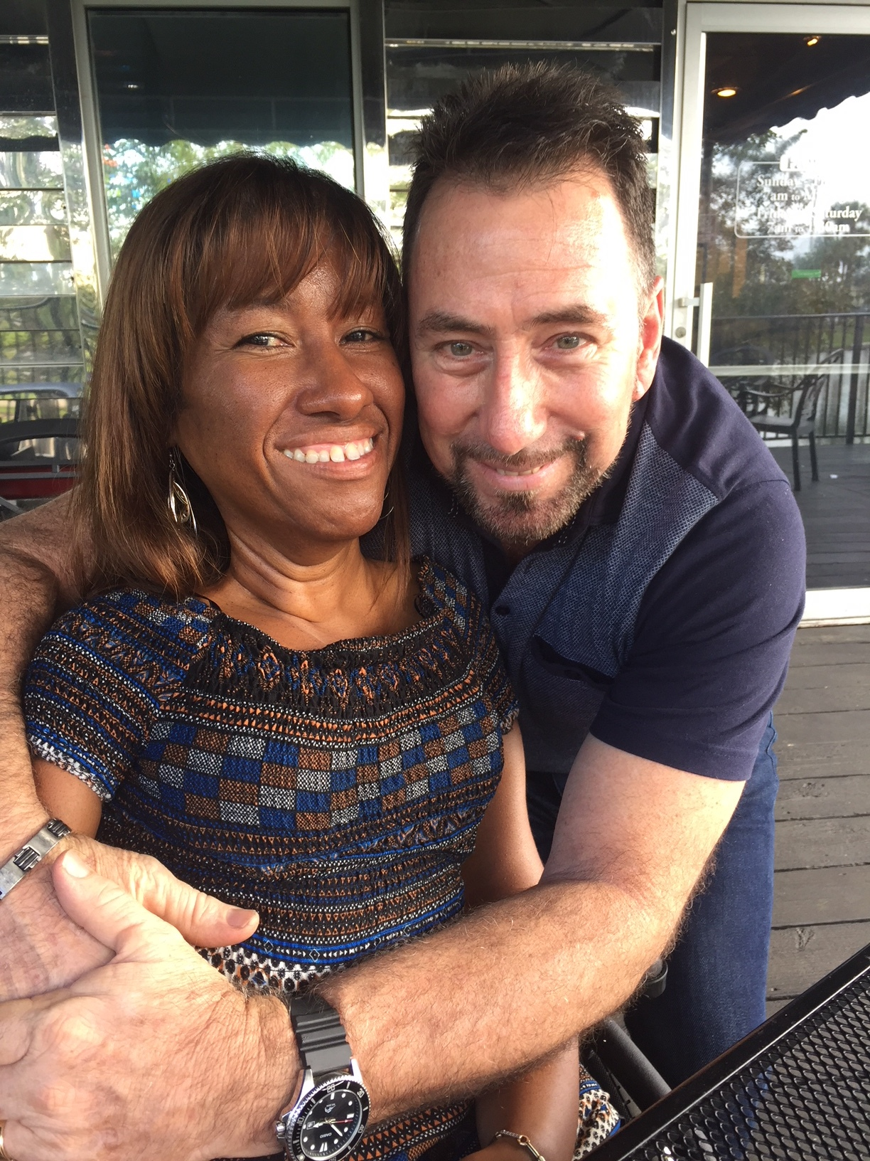 Jeff and Bernadette Todd, 2018