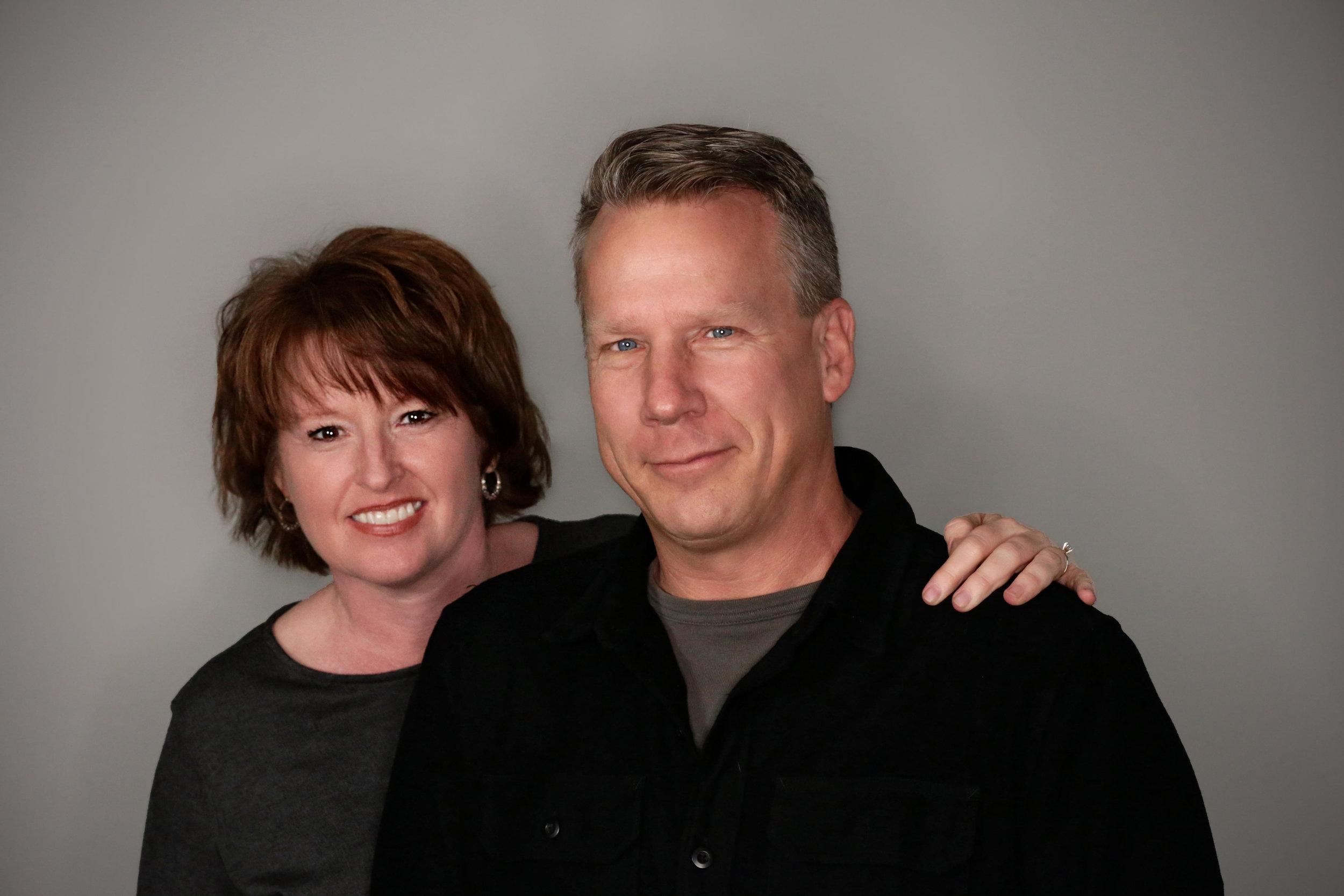Carol and Gordon Mularski
