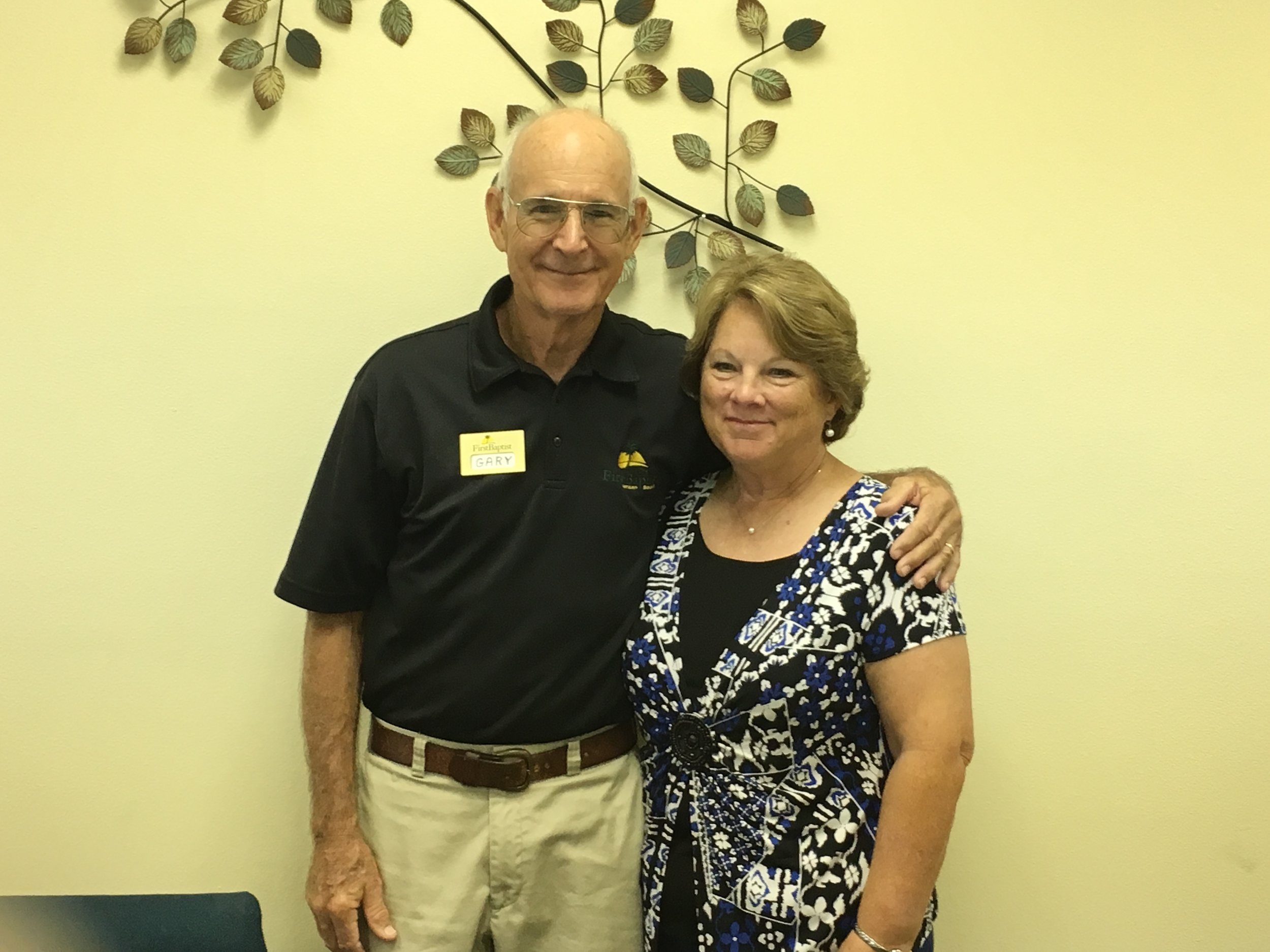 Gary and Kathryn Wintercorn