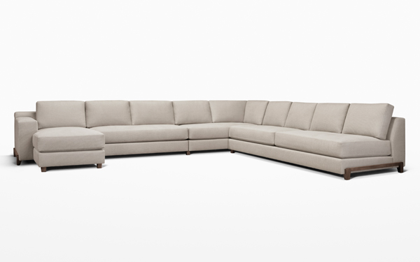 Custom Walton Sectional