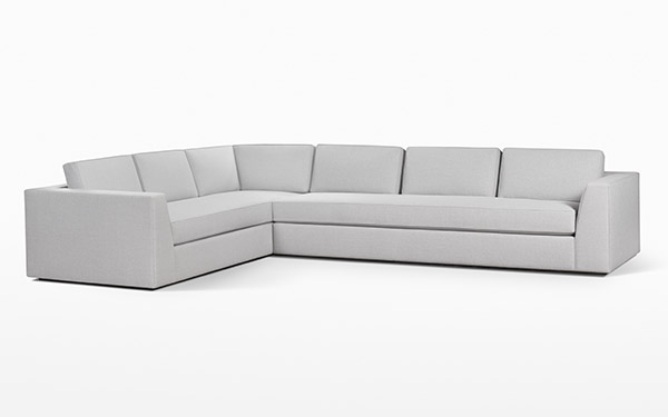 Custom Media Room Sectional 02