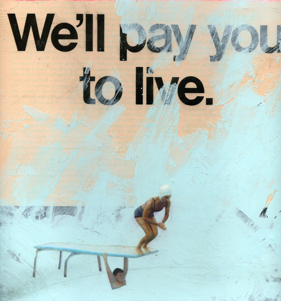 We'll pay you to live