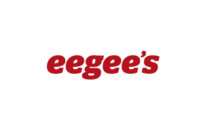 new eegee's logo, 2008