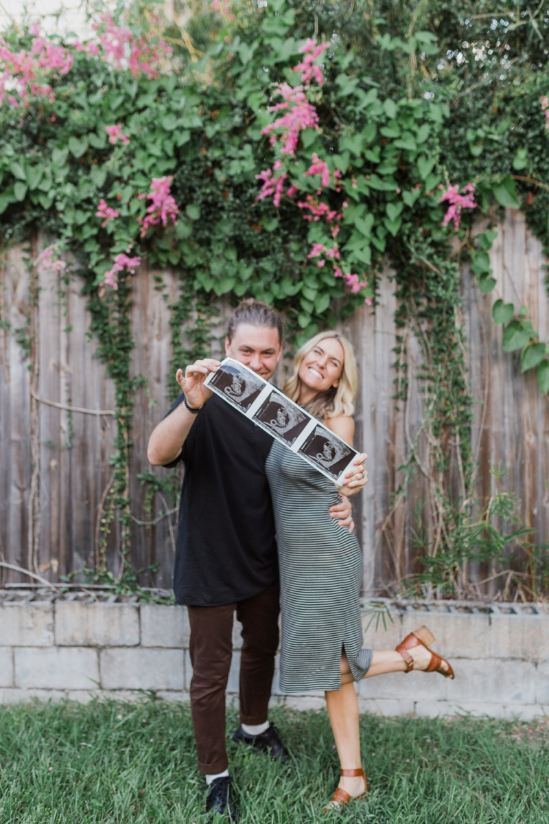 Lakeland, Florida Wagner Baby Announcement - Grace City Church - timeless Photographer | Ashley Holstein