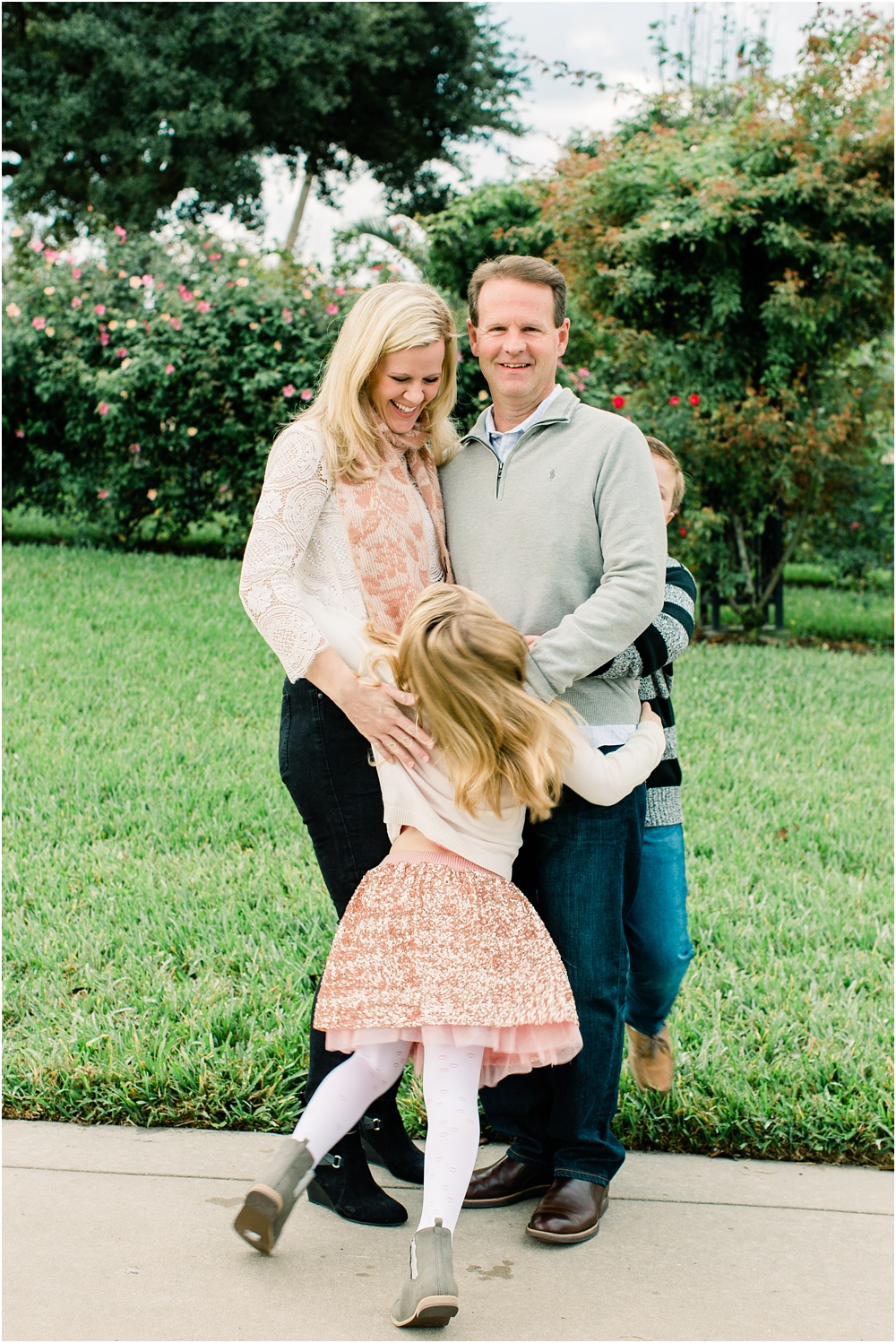 Ashley Holstein Photography | Lakeland Florida Family Photographer Hollis Gardens