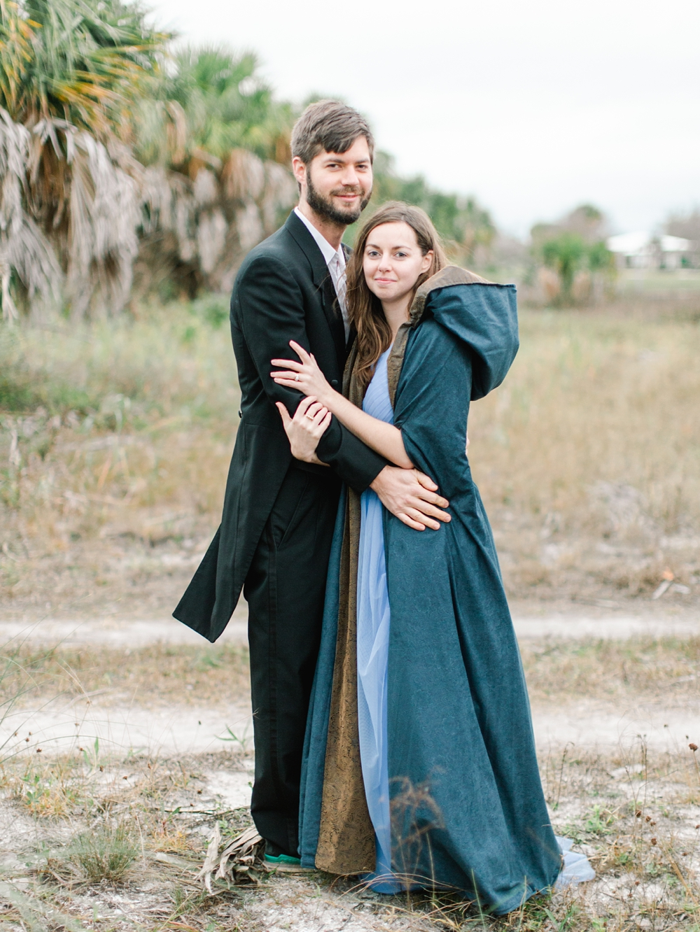 Ethereal Inspired Anniversary Session   St Pete, Florida