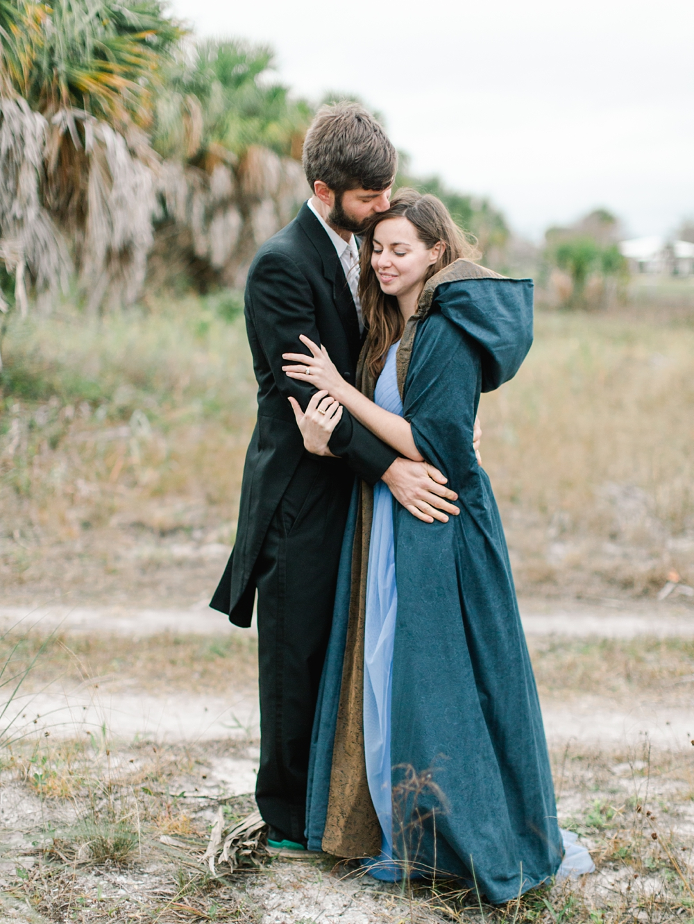 Anniversary Session | Fort De Soto | Timeless | Fine Art Photographer | Ashley Holstein Photography