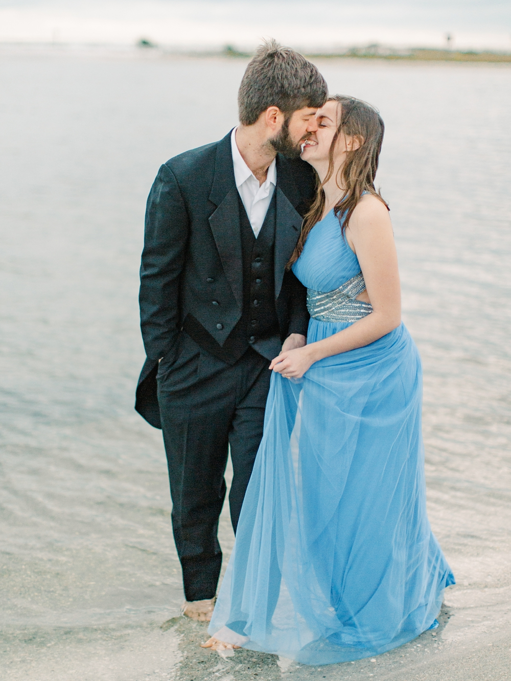 Anniversary Session | Fort De Soto | Timeless | Organic Imagery | Ashley Holstein Photography