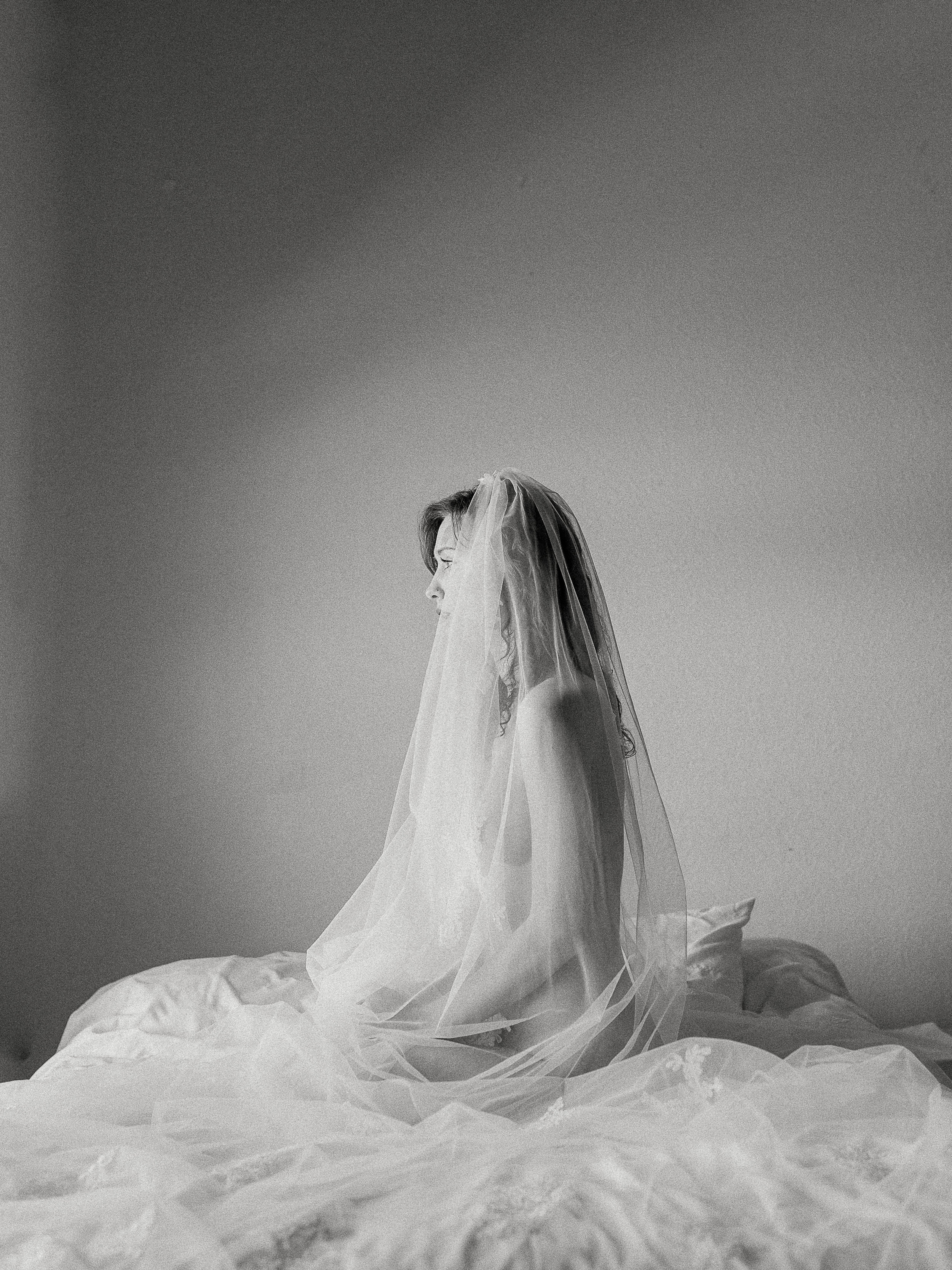 Bridal boudoir - 45 Minutes   Shot on Film and Digital There is beauty in being strong and independent. That doesn't have to change with marriage. These sessions celebrate you, before committing to someone else. Do it as a gift for your spouse, but more importantly, do it for yourself!