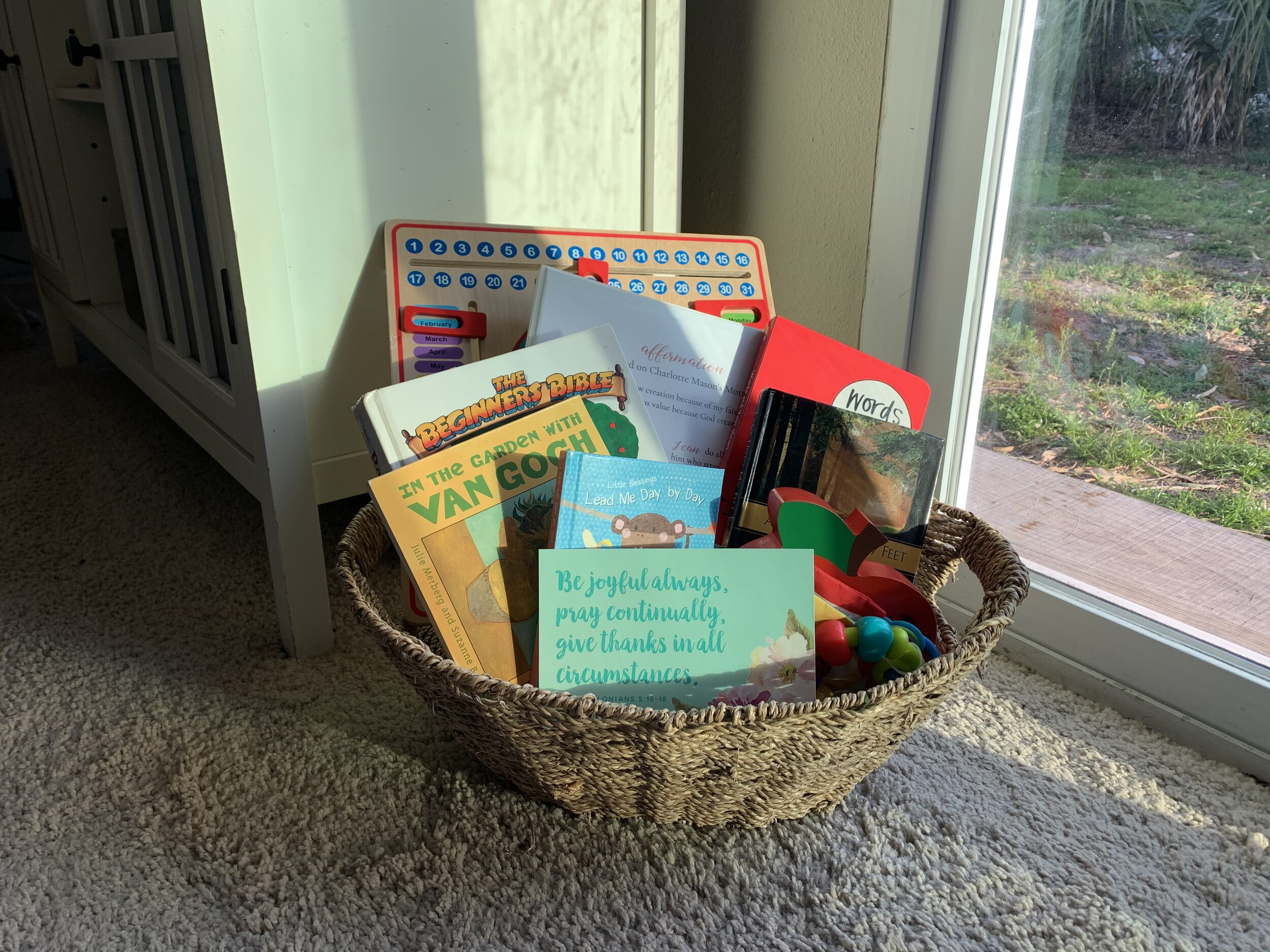 morning basket inspired by charlotte mason introduction to homeschooling christian faith stay at home mom