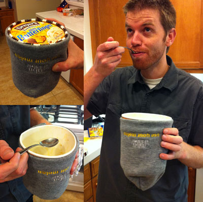 THAWING INSTRUCTIONS: 1) Place MBN Melon Warmer on package 2) Remove lid from package 3) Enjoy.   - Submitted by Cody Fletcher at www.flipstudios.com