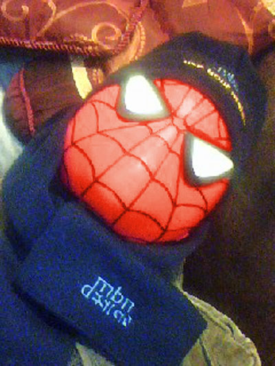 """My spidey senses are tingling!… ahh this helps""  - Submitted by Luis Salazar"