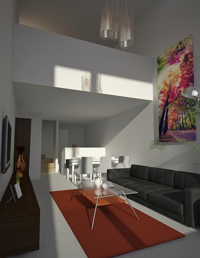 Rendu test pour Dwek Architecture & Partners