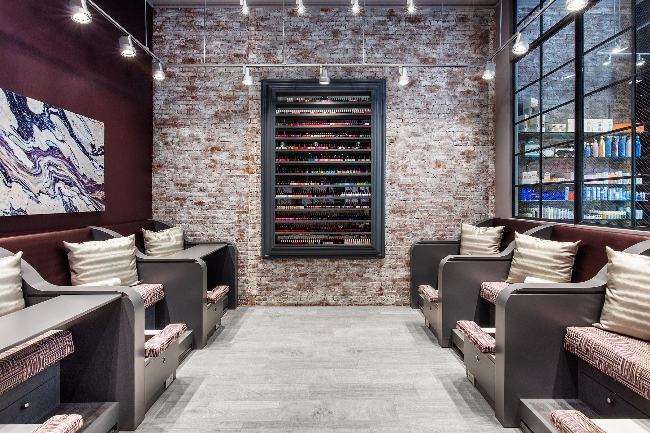 Haven Spa NYC Nail Room