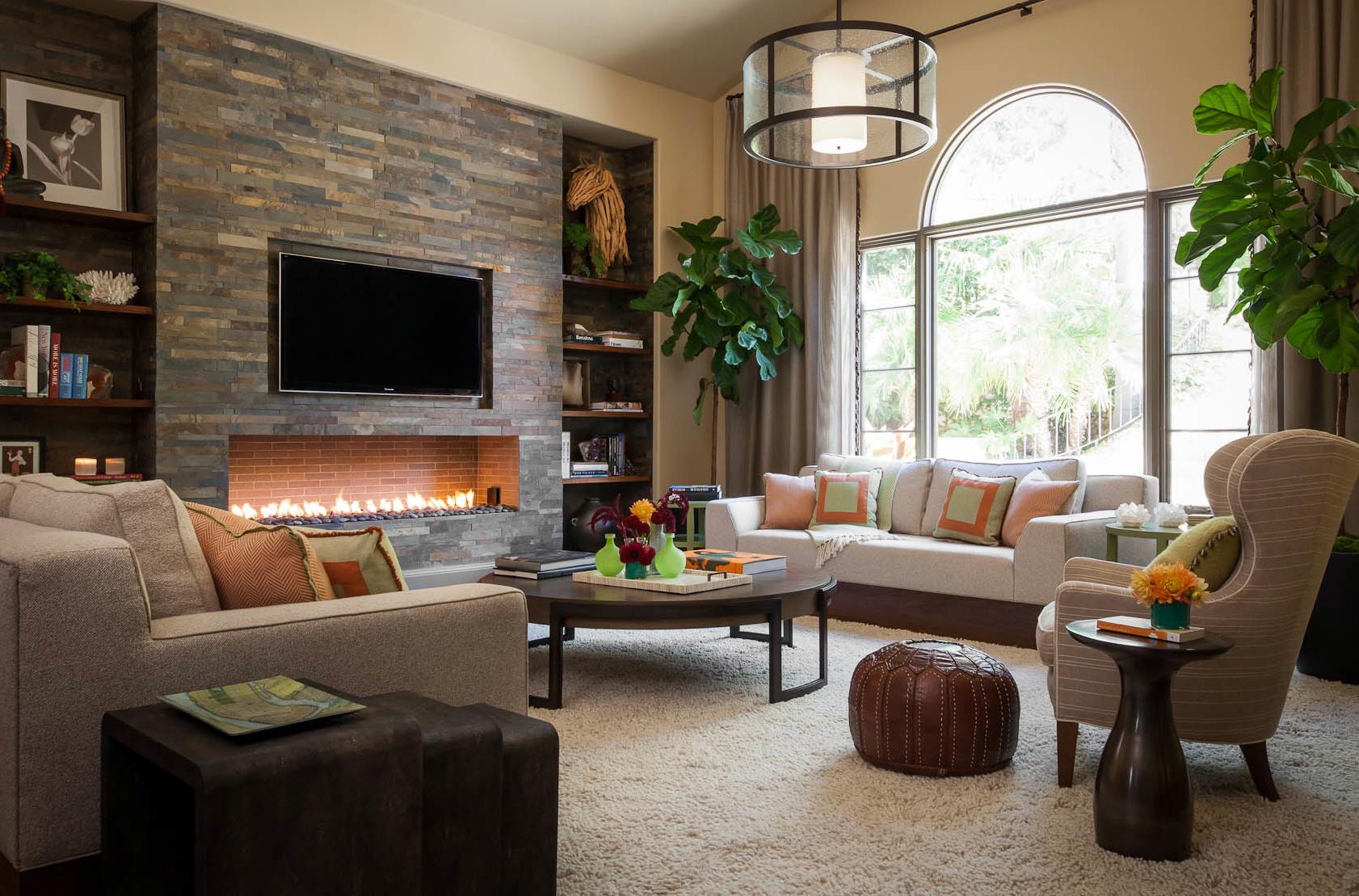Studio Munroe Luxury Interior Design Living Room