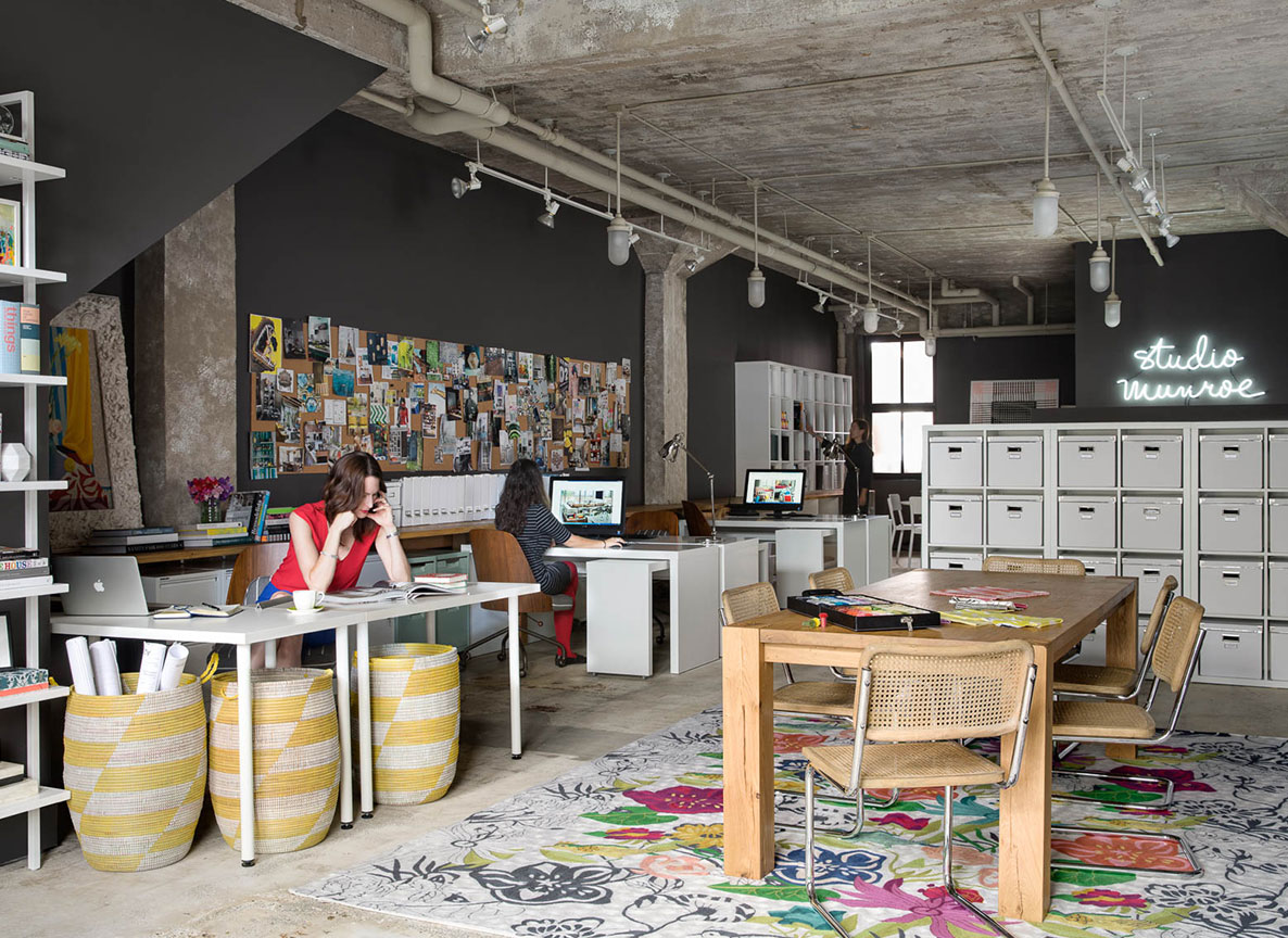 Studio Munroe Office Interior Design Services