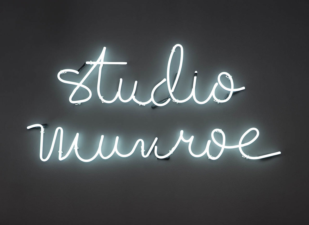 Studio Munroe Neon Lighting